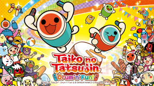 Taiko no Tatsujin Drum n Fun art