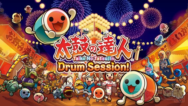 Taiko no Tatsujin Drum Session 18 07 2018