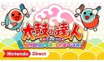 taiko no tatsujin nintendo switch version demo disponible eshop japonais