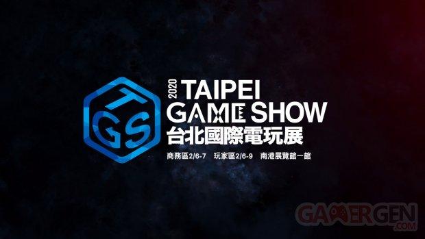 Taipei Game Show 31 01 2020