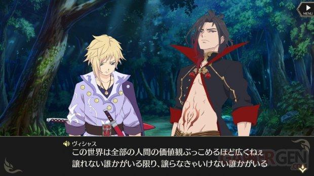 Tales of Crestoria screenshot 17