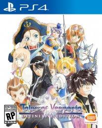 Tales of Vesperia Definitive Edition jaquette PS4 11 06 2018