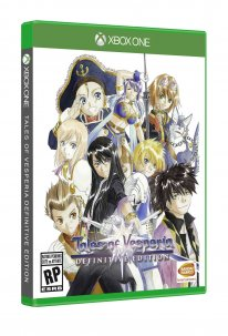 Tales of Vesperia Definitive Edition jaquette Xbox One bis 11 06 2018