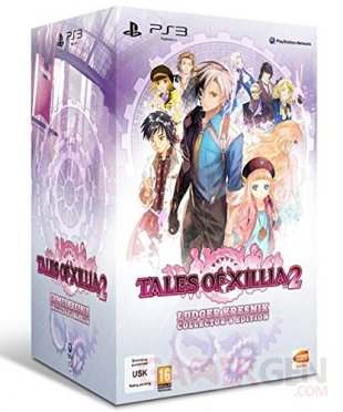 Tales of Xillia 2 édition collector PS3