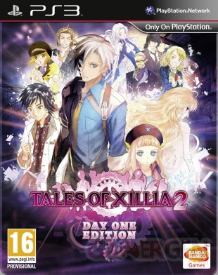 Tales of Xillia 2 édition day one PS3