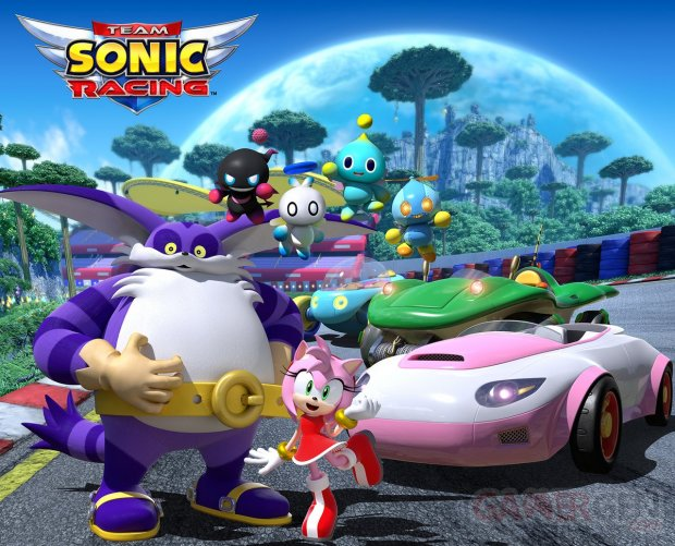 Team Sonic Racing 23 06 2018