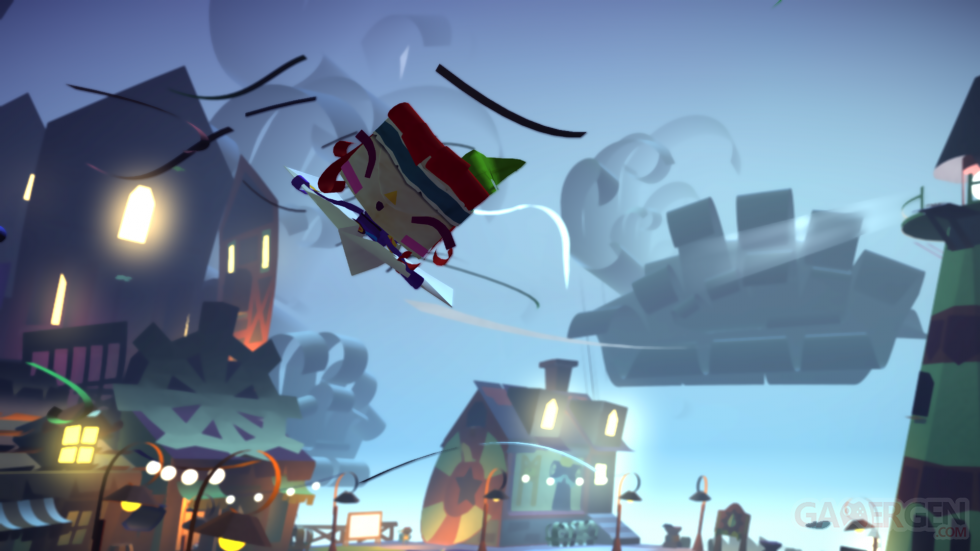 Tearaway unfolded images screenshots 10