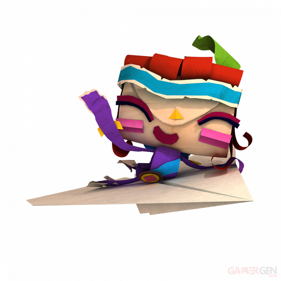 Tearaway unfolded images screenshots 15