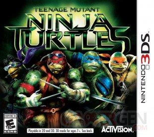 Teenage Mutant Ninja Turtles jaquette 30.06.2014