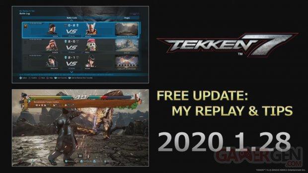 Tekken 7 26 01 2020
