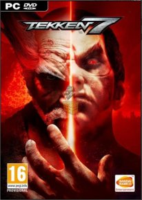 Tekken 7 cover jaquette PC
