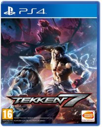 Tekken 7 cover jaquette PS4