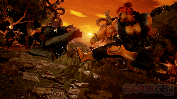 Tekken 7 Fated Retribution image screenshot 17
