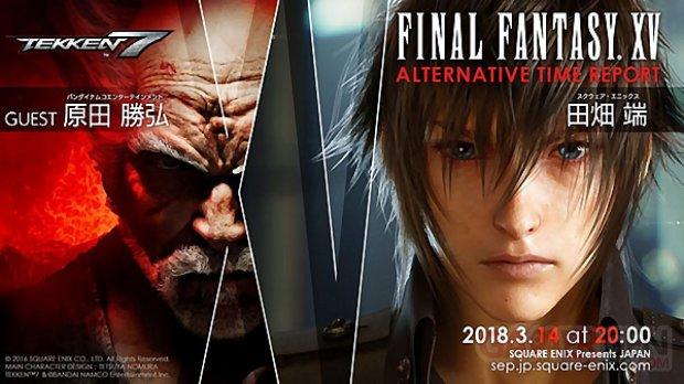 Tekken 7 Final Fantasy XV image