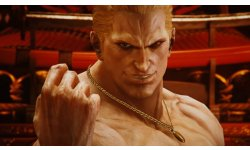 Tekken 7 Geese Howard head