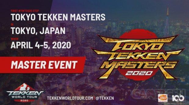 Tekken 7 Masters Tokyo 26 01 2020
