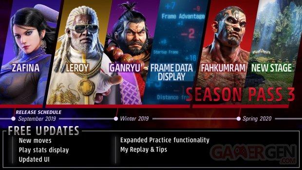 Tekken 7 Season Pass 3 08 12 2019