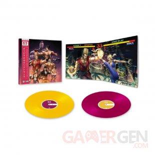 Tekken Laced Records Vinyles Limitée (2)