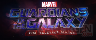Telltale's Guardian of the Galaxy head logo