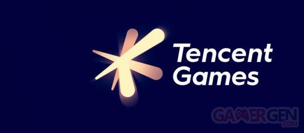 Tencent Games banner logo