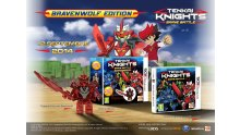 Tenkai Knights Brave Battle édition Bravenwolf PEGI 3DS