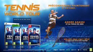 Tennis World Tour bonus