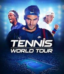 Tennis World Tour jaquette