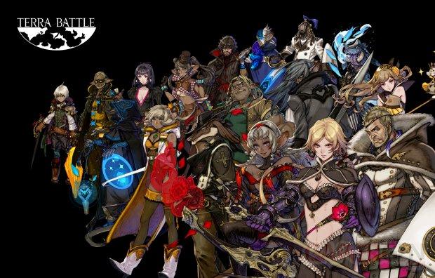 Terra Battle 04 07 2014 screenshot
