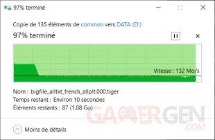 TEST Alienware Ryzen Edition 5900X HDD benchmark