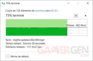 TEST Alienware Ryzen Edition 5900X SSD benchmark