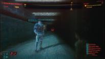 Test Cyberpunk 2077 Braindance danse cérébrale