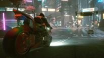 Test Cyberpunk 2077 Moto Photo