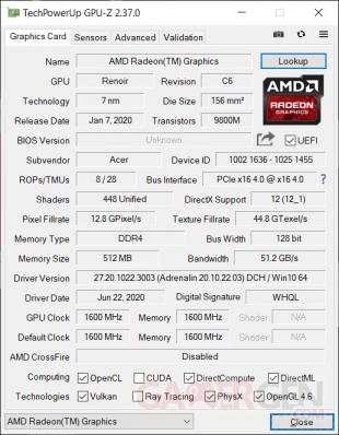 Test Nitro 5 Ryzen Nvidia 1650ti 0006