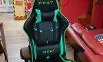 TEST du REKT Team8 Fluo : un siège gaming confortable mais perfectible