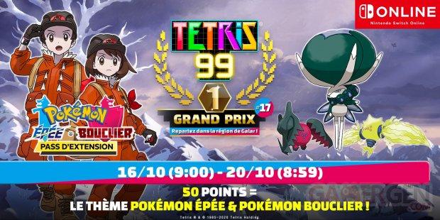 Tetris 99 17 10 2020
