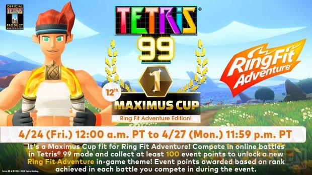 Tetris 99 21 04 2020