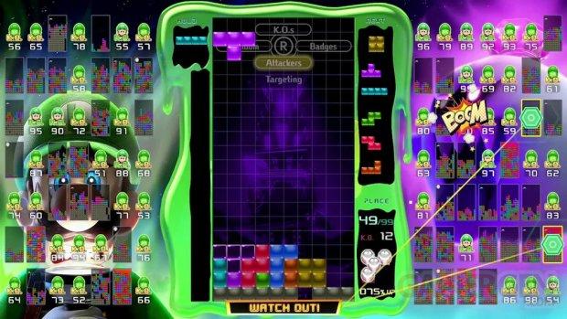 Tetris 99 21 10 2019