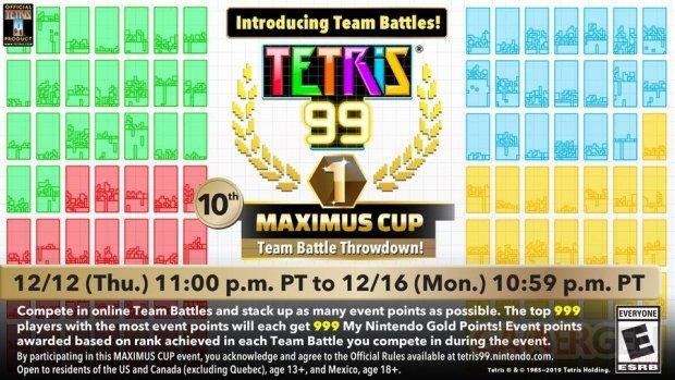 Tetris 99 Grand Prix 10 11 12 2019