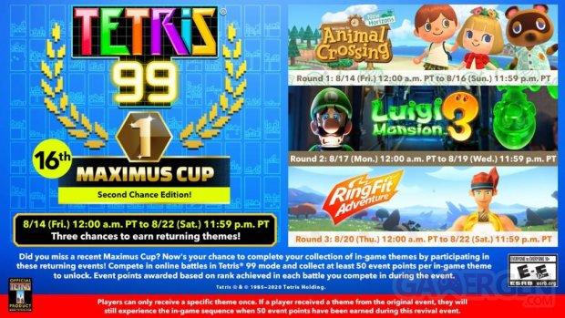Tetris 99 vignette 06 08 2020