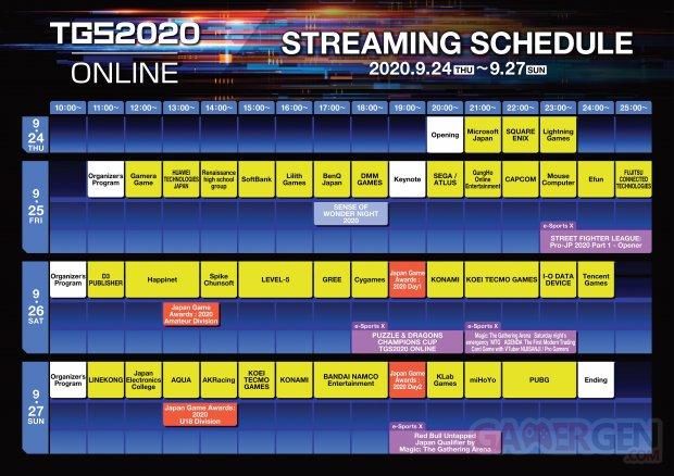 tgs2020streaming schedule en 1