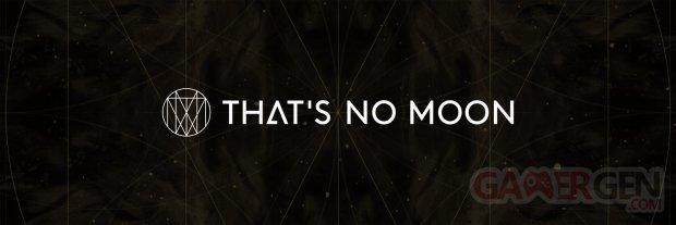 That's No Moon 29 07 2021 logo head banner
