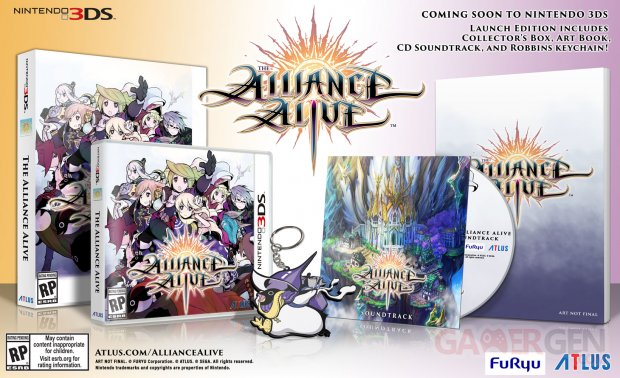The Alliance Alive collector 17 12 2017