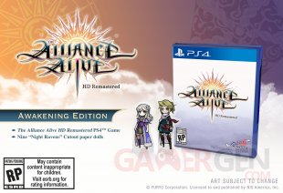 The Alliance Alive HD Remastered 11 03 2019 awakening edition 1