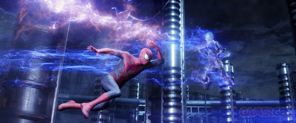 The Amazing Spider-Man le destin d'un he?ros 2