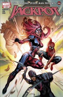 The Amazing Spider Man Presents Jackpot cover 1