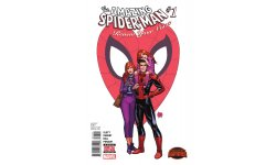 The Amazing Spider Man Renw Your Vows cover