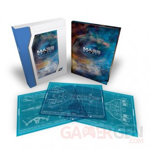 THE ART OF MASS EFFECT ANDROMEDA LIMITED EDITION