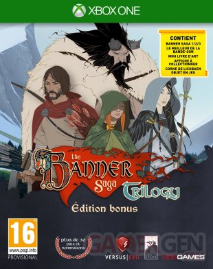 The Banner Saga Trilogy Bonus Edition jaquette (4)