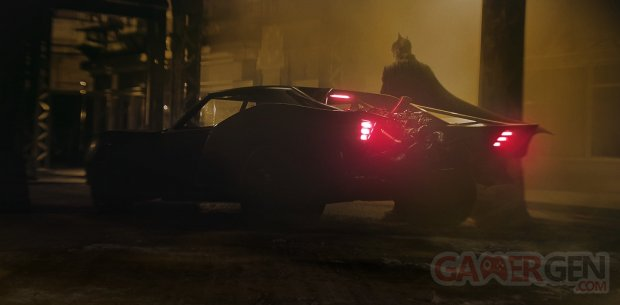 The Batman Batmobile 2