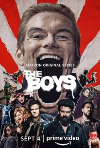 The Boys poster 1